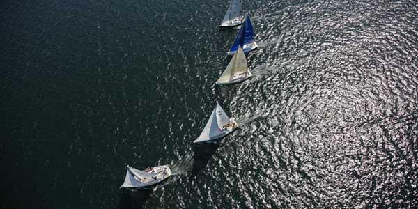 Segla Gotland runt med egen skeppare