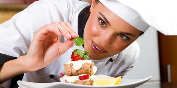 Italiensk matlagning för företaget
