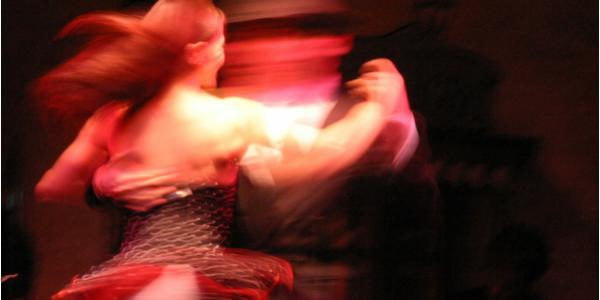 Argentinsk afton med dans
