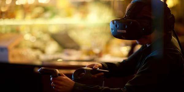 Virtual reality-upplevelse på ert kontor