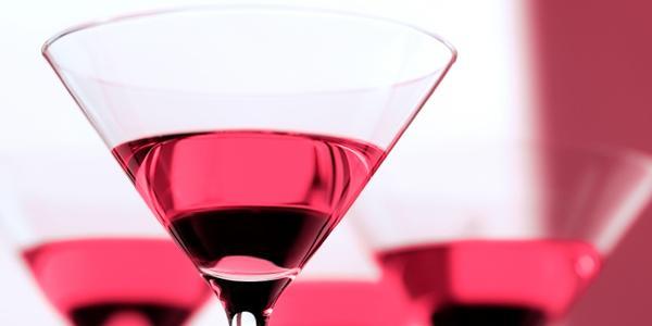 Cocktailparty med kunder eller kollegor