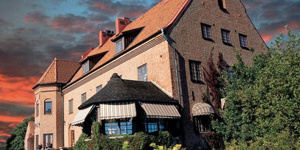 Högberga gård konferens med utsikt
